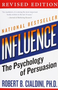 Influence - by Robert B. Cialdini