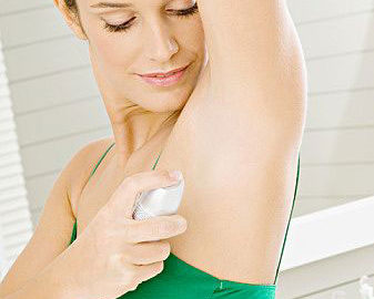 Use Natural Deodorant to protect your health